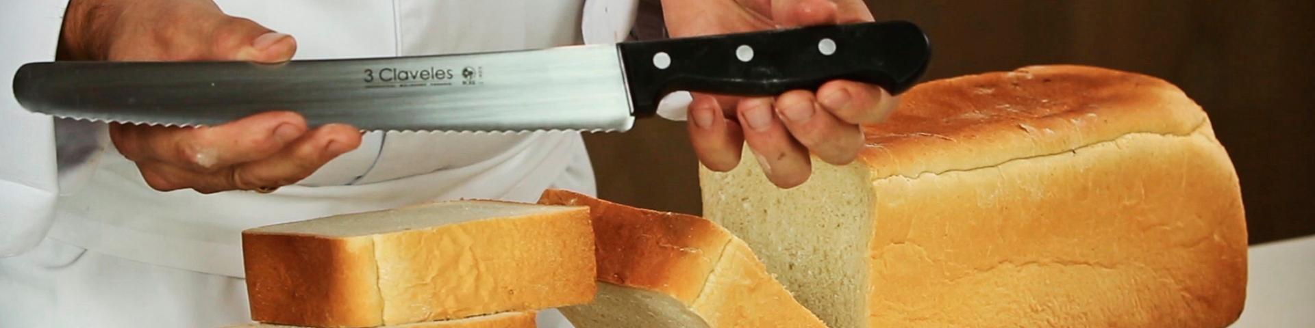 Tutorial – Cortar Quesos y Pan con 3 Claveles y Echapresto