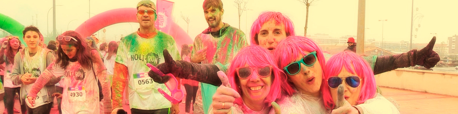 Holi Run – The ART Company.