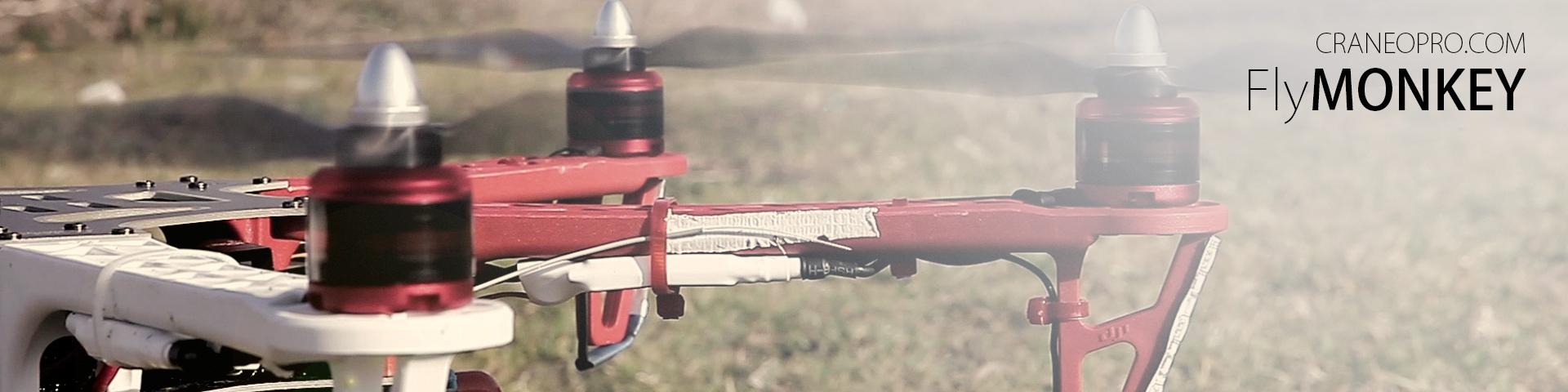FlyMONKEY – Vuelos en Dron